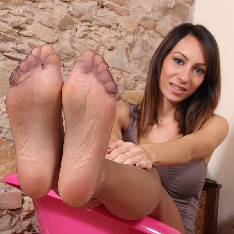Stocking feet galleries